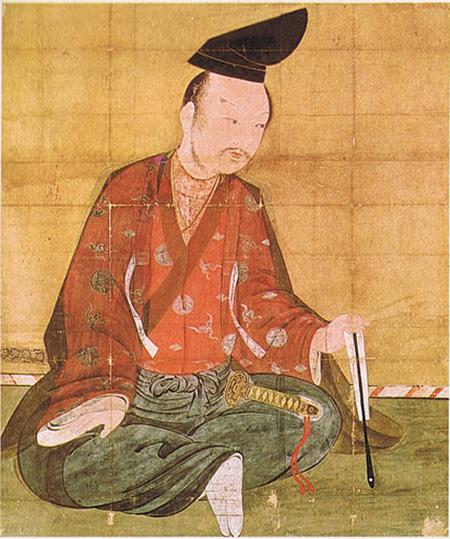中尊寺所蔵の源義経像